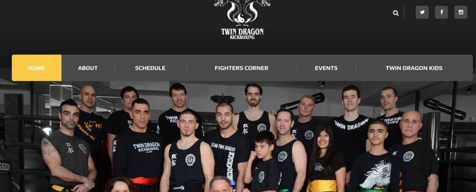 Twin Dragon East Kickboxing